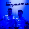 Bacardi Miami Sailing Week mid-week party at David T Kennedy Park.