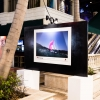 Bacardi Presents: Sailing Dreams, a light painting photography exhibit by Vicki Dasilva. Sponsored by EFG Bank, the exhibit at the Coco Walk features sailing photography by Cory Silken, Franco Pace, and Onne van der Wal.