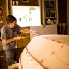 Bacardi Miami Sailing Week Pipistrello boat workshop at Coco Walk