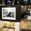 Bacardi Miami Sailing Week exhibition at Coco Walk.