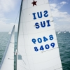 Star Class sailing in Bacardi Miami Sailing Week, day three.