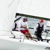 Muse, J70 Class, sailing in Bacardi Miami Sailing Week, day four.