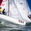 Torr-Iffic, Viper Class sailing in Bacardi Miami Sailing Week, day four.