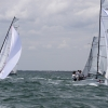 Smuggler, VX One Class, sailing in Bacardi Miami Sailing Week, day four.