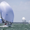 Samba Pa Ti, Melges 20 Class, sailing in Bacardi Miami Sailing Week, day five.