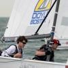 Viper Class 235 sailing at Bacardi Miami Sailing Week, day six.