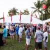 Bacardi Miami Sailing Week opening party.