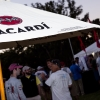Bacardi Miami Sailing Week opening party.