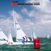 Star Class 8237 sailing in Bacardi Miami Sailing Week.