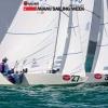Star Class 8481 sailing in Bacardi Miami Sailing Week.