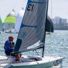 VX Evo 013, Brian Bennett, sailing at Bacardi Miami Sailing Week.