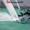 Star Class GER 8446, Hubert Merkelbach / Sergio Lambertenghi, sailing in the Bacardi Cup at Bacardi Miami Sailing Week.