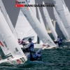 Star Class FRA 8237, Xavier Rohart / Pierre Alexis PONSOT, sailing in the Bacardi Cup at Bacardi Miami Sailing Week.