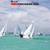 Star Class 8481 sailing at Bacardi Miami Sailing Week.
