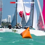 2018 Miami Sailing Week.