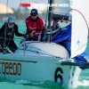 Flying Tiger Class 6 sailing in Miami Sailing Week, day two.